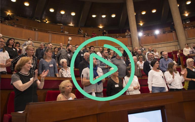 2ème journée convention citoyenne pour le climat