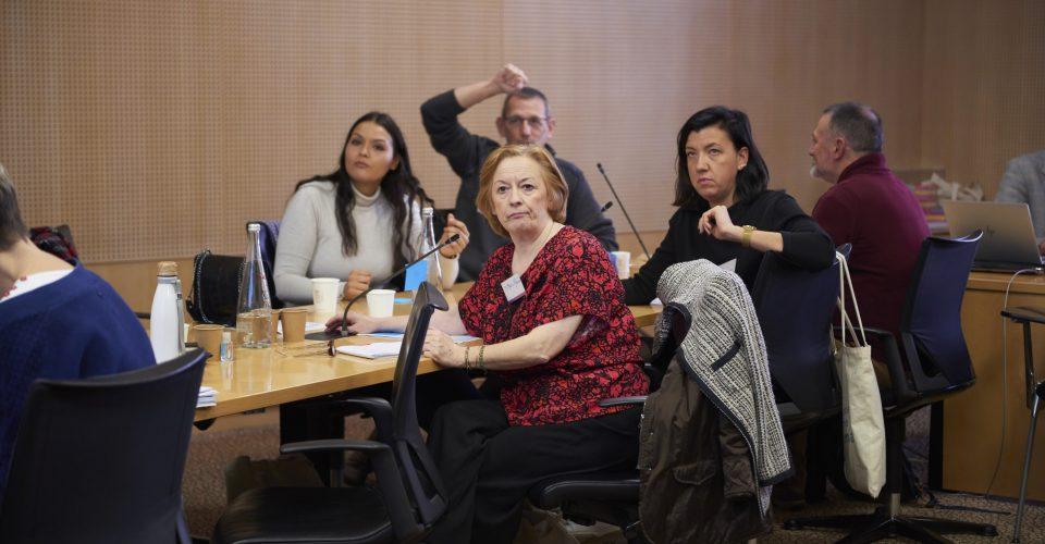 Auditions session #3 de la Convention Citoyenne pour le climat
