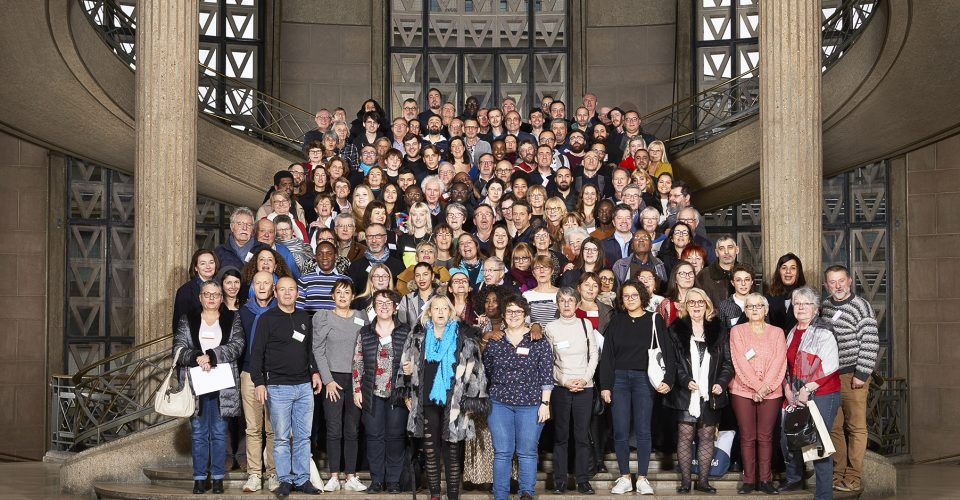 Photo officielle de la Convention Citoyenne pour le climat