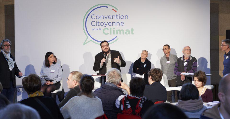 Convention Citoyenne Pour le Climat Session 5 J2