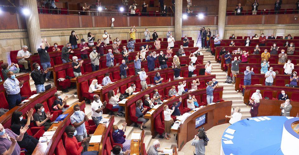 Convention Citoyenne Pour le Climat Session 7 J3