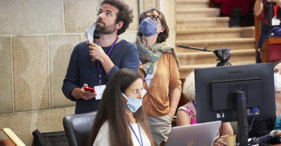 Convention Citoyenne Pour le Climat Session 7 J1